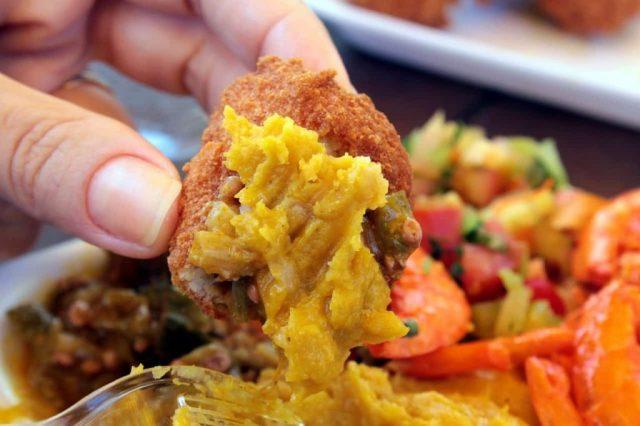 Caruru, comida africana no Brasil