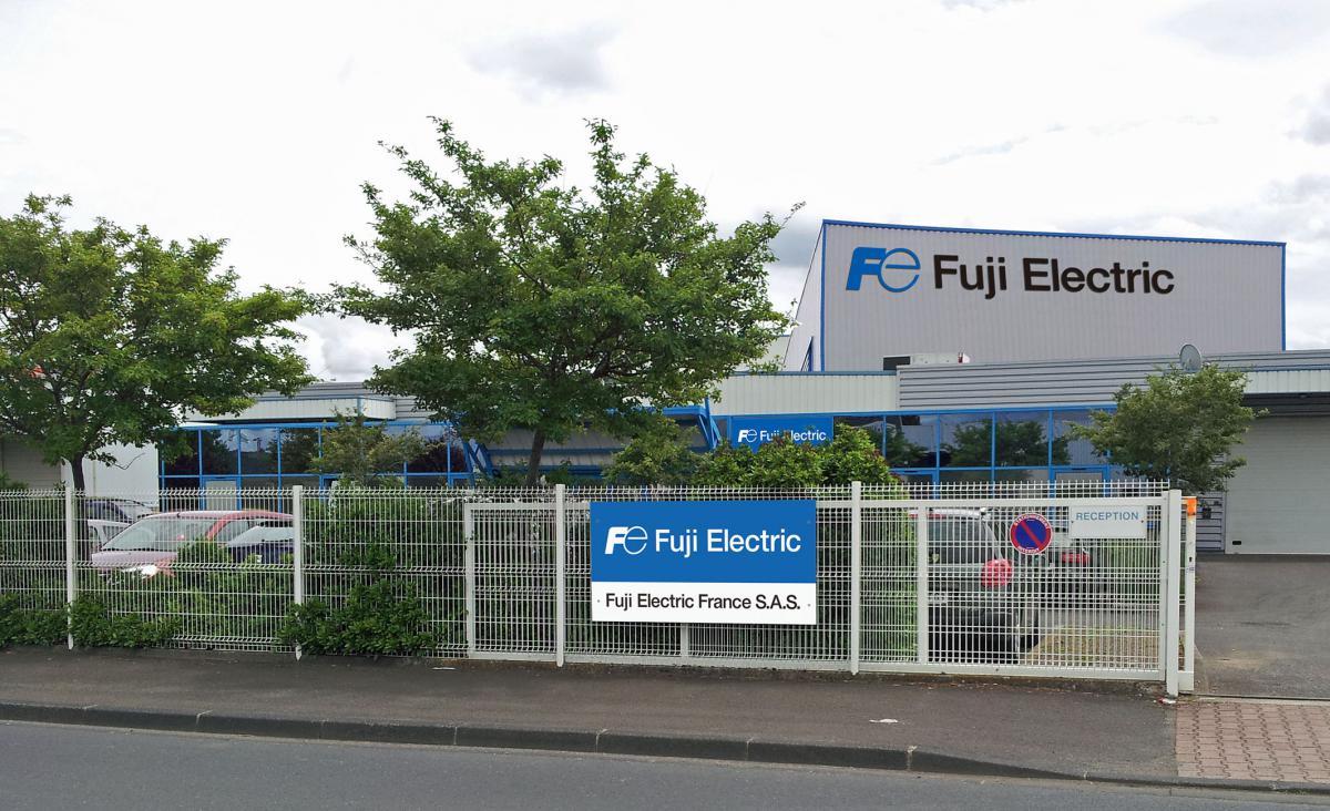 Units De Production Fuji Electric France