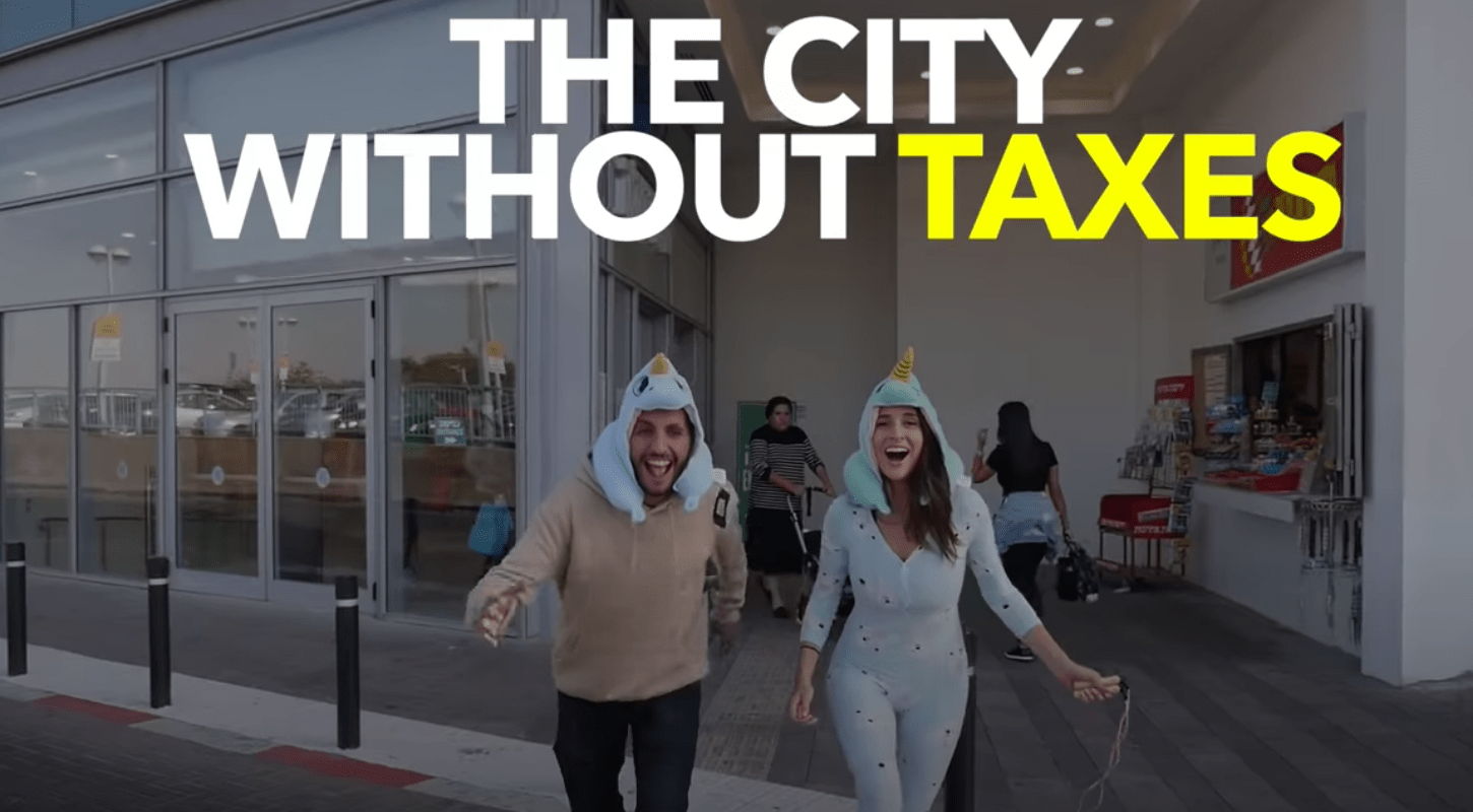 Nas Daily / The City Without Taxes