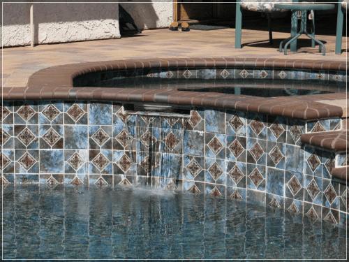 fujiwa tiles what is pool tile coping
