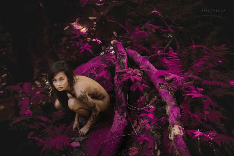 My first nudity photoshoot (2014) | Fujifilm X100