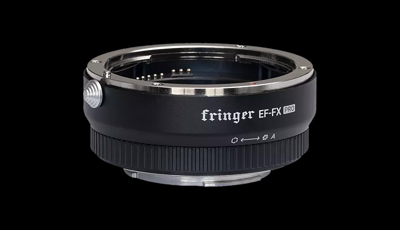Fringer's Fujifilm X-mount smart adapter - A new universe of possibilities for Fujifilm photographers