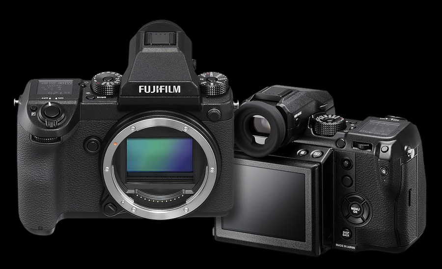 Important updates for Fujifilm GFX 50S