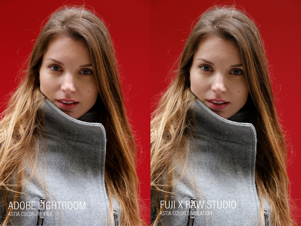 Fujifilm X Raw Studio: how does it compare with Lightroom?