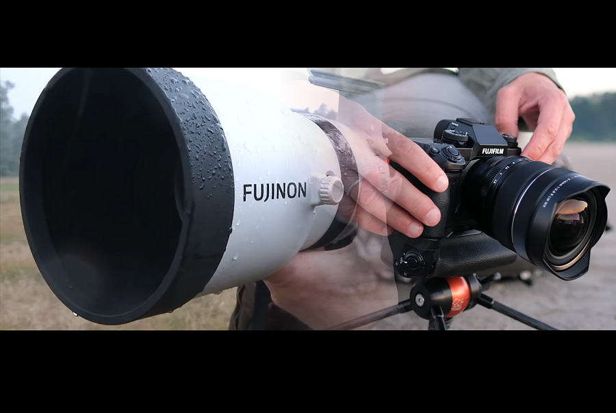Fujifilm lenses announcement: the XF 8-16mm f/2.8 and the XF 200mm f/2.0