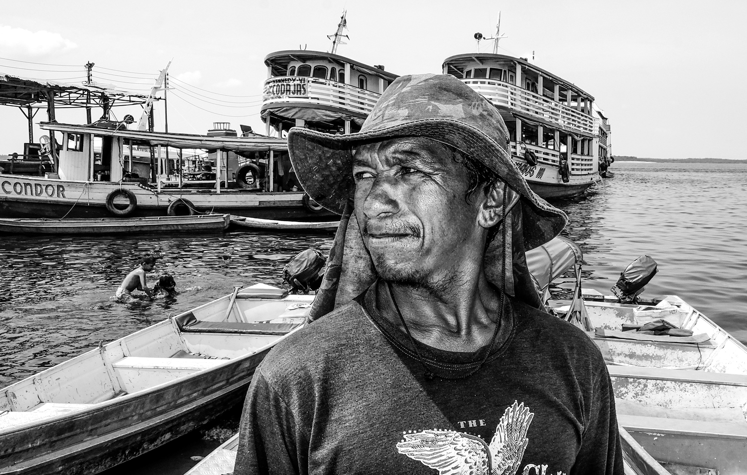 Documenting the Amazon with Fuji