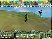 Click to Play Stunt Bike Island
