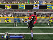 Click to Play 3D Penalty Shootout