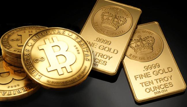 [第3弾]ビットコイン(BTC)と金(GOLD)の価格推移が酷似!10月に600万円!?爆上げ予測!?