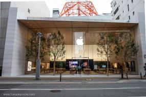 apple fukuoka, apple store, fukuoka
