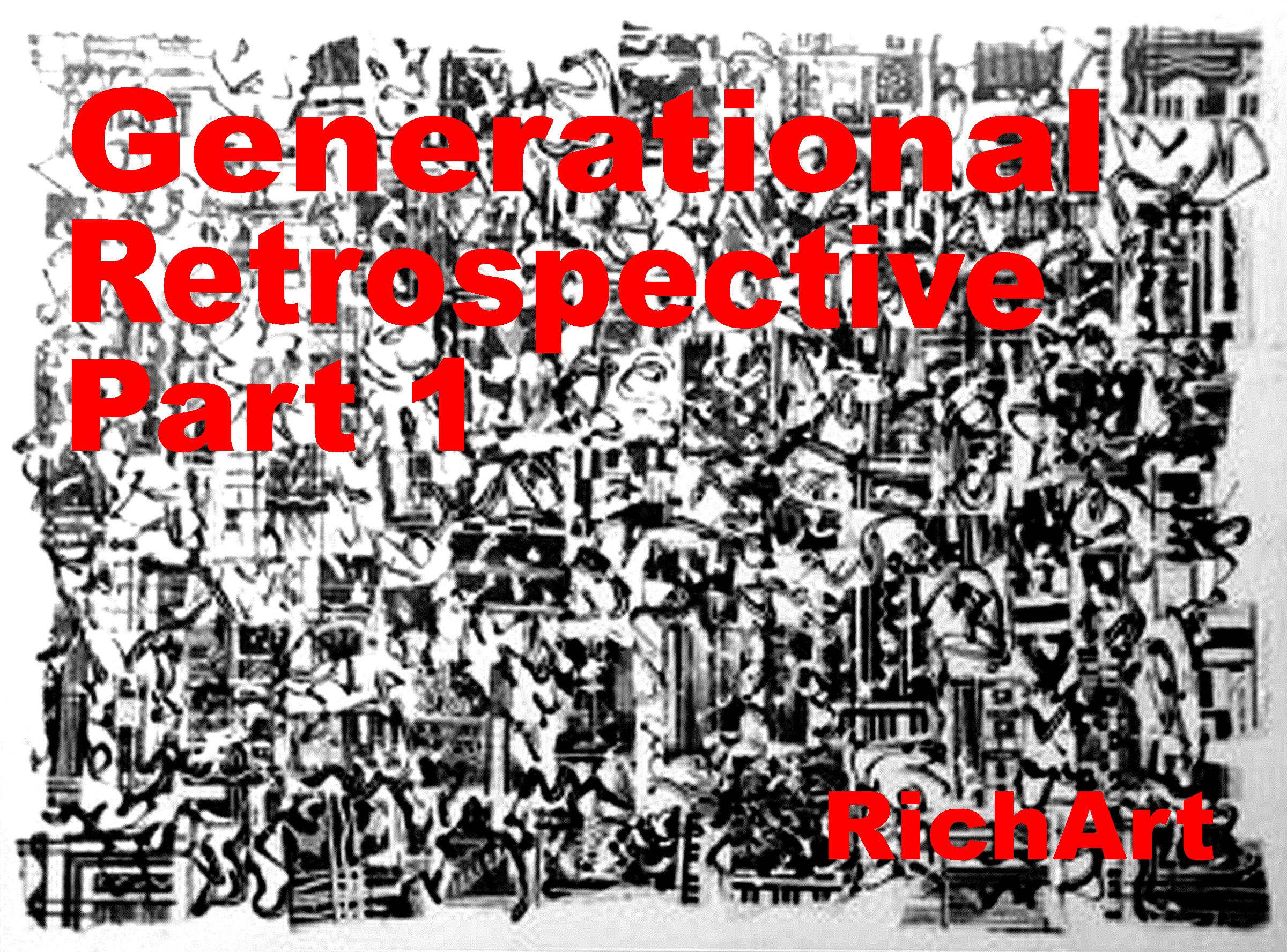 Read more about the article Generation Retrospective Pt. 1