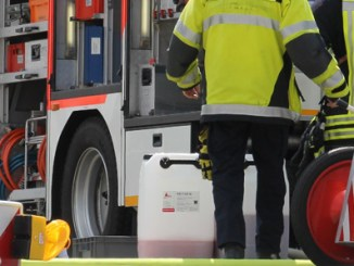 Feuerwehr im Einsatz (Symbolbild)