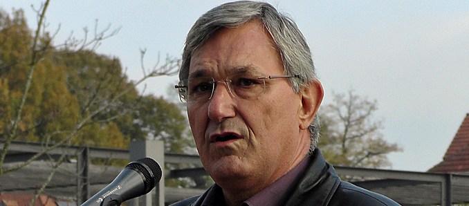 Linken-Chef Bernd Riexinger