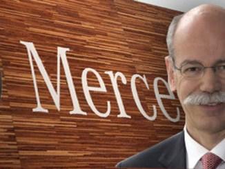 Daimler-Vorstandschef Dieter Zetsche