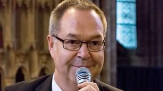 Landesausschussvorsitzender Peter Schreiber