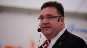 Staatssekretär Mark Weinmeister