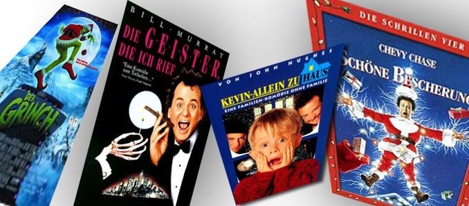 Die besten und schönsten Weihnachtsfilme