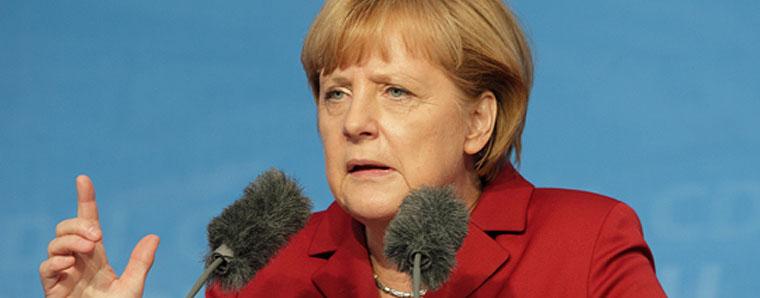 Merkel will Lockdown noch einmal verschärfen