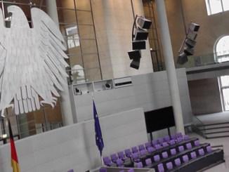 Deutsch, Bundestag