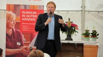 Christoph Schwab, Geschäftsführer der DRK-Fulda