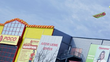 Poco Einrichtungsmarkt Eröffnet In Petersberg Bei Fulda