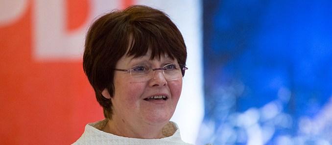 Landtagsabgeordnete Sabine Waschke (SPD)