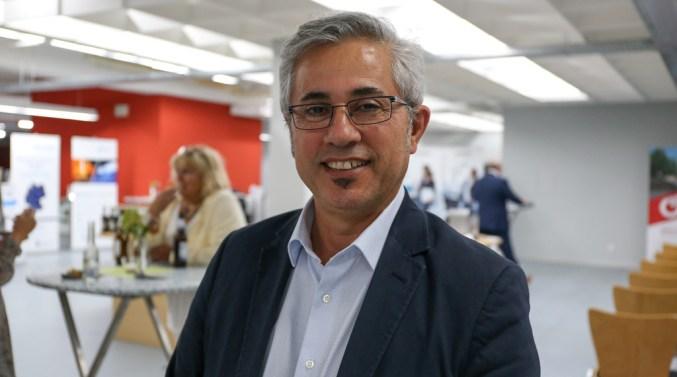 """Esmail Akbari, Computer L.A.N.: """"Ich habe mich schon vorher mit dem Thema beschäftigt, doch es blieb vieles abstrakt. Nach dem Vortrag ist einiges klarer geworden. Der Redner hat das Thema sehr gut rübergebracht. Eine tolle Veranstaltung des Mittelstand-Netzwerks."""""""