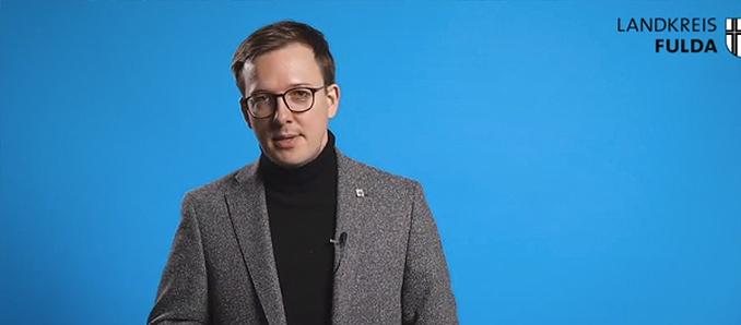 Vize-Landrat und Gesundheitsdezernent Schmitt im Video