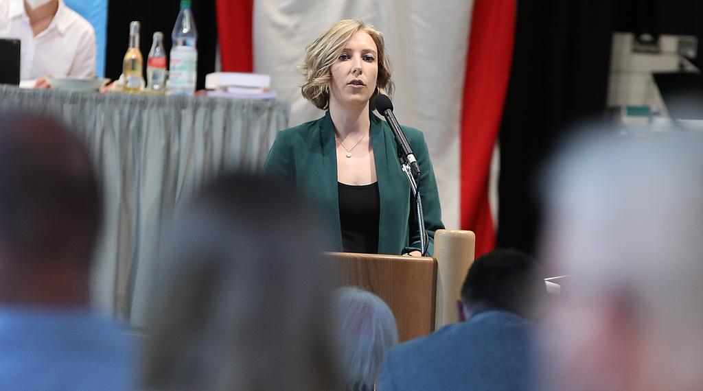 Deborah Müller-Kottusch Grüne