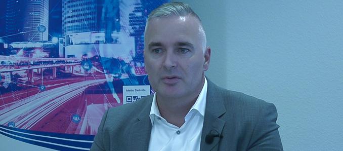 R+S Group AG: Vorstandsvorsitzender Ralph Burkhardt im Gespräch