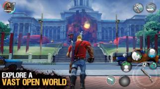 Dead Rivals Zombie MMO Android