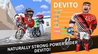 Downhill Masters Game
