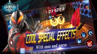 Ultraman Legend Hero Game