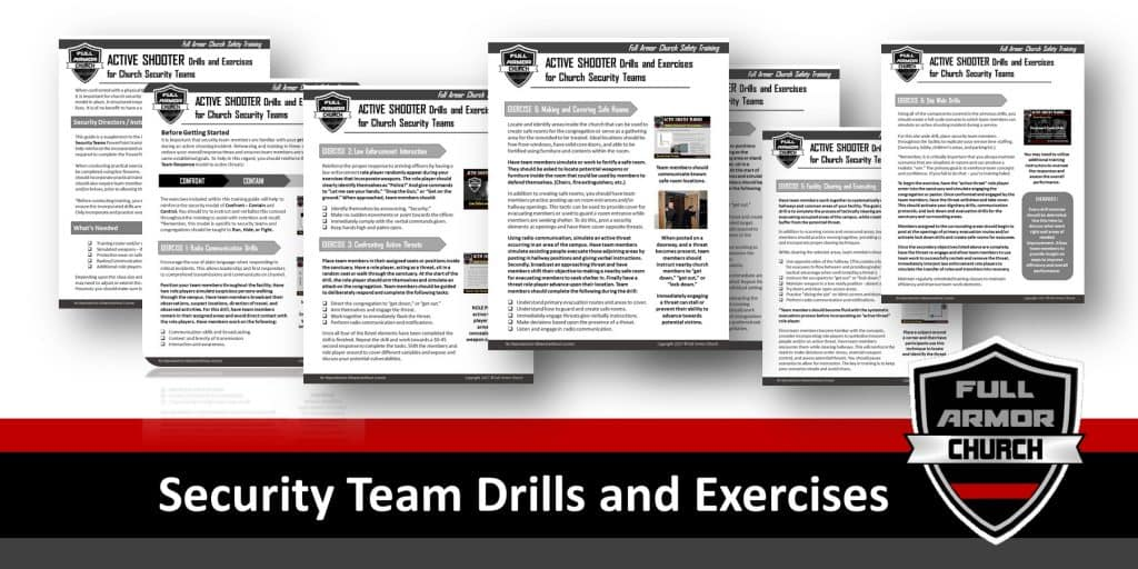 Active Training Instructor Shooter