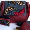 trio sac band rouge wax