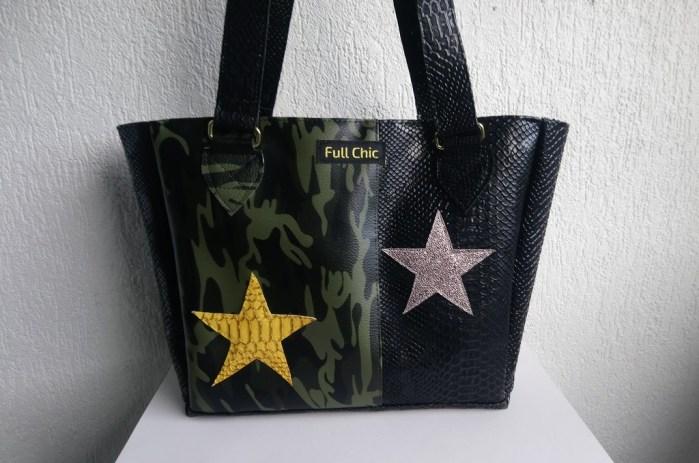 sac militaire etoiles