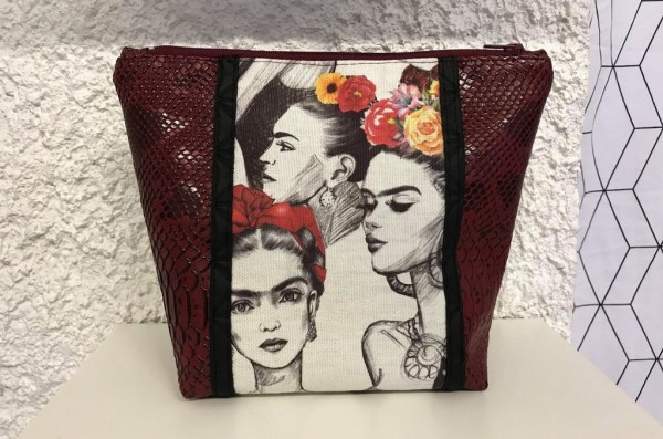 trousse s bordeaux frida