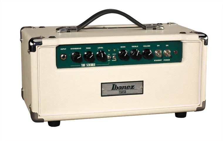 Ibanez Tsa15h 15w Tube Guitar Amplifier Head With