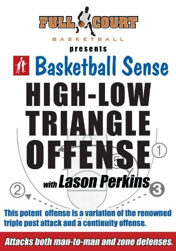 High Low Triangle Offense
