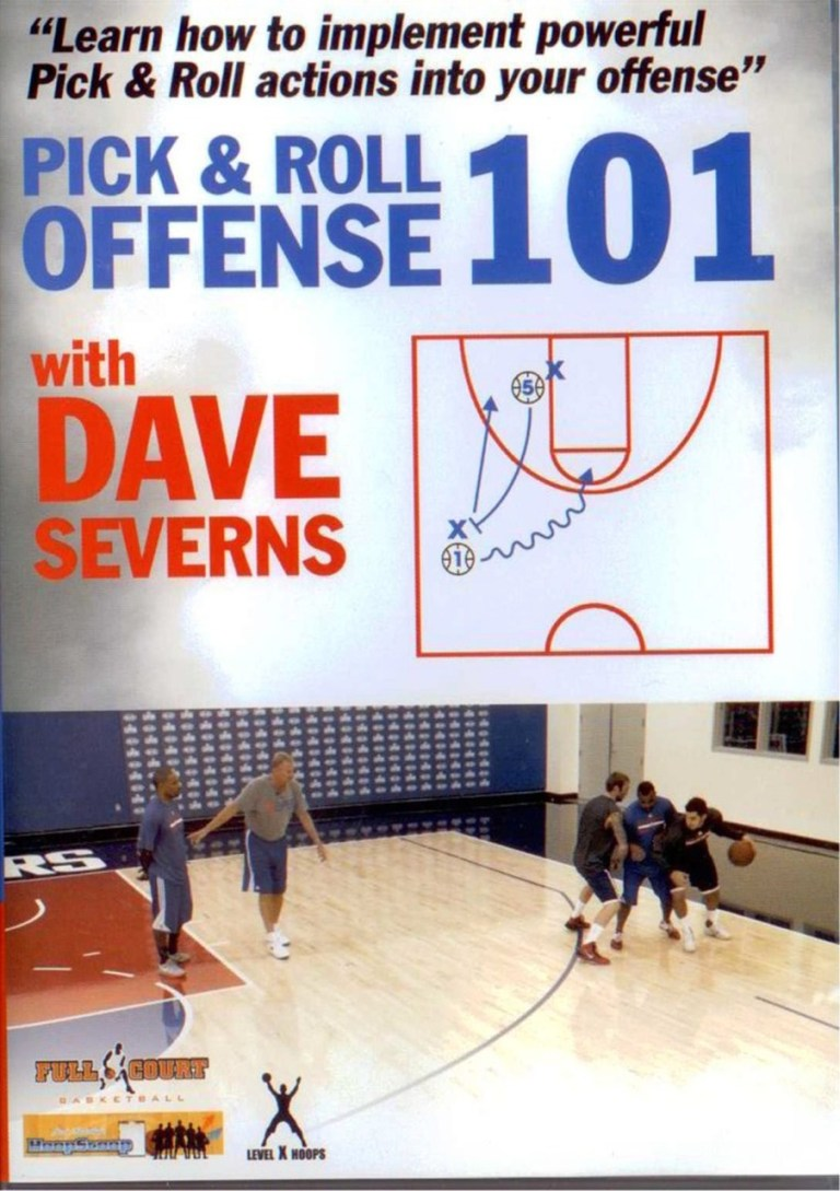 pick and roll offense 101 front