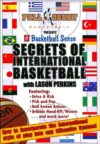 SECRETS OF INTERNATIONAL BASKETBALL by Lason Perkins