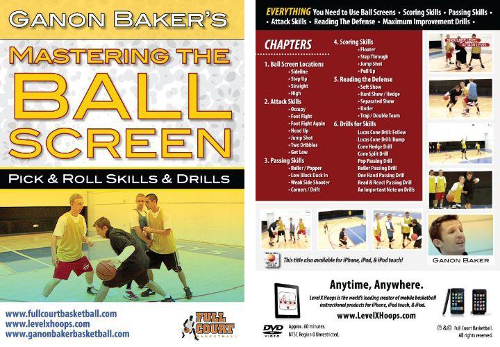 Mastering the Ball Screen with Coach Ganon Baker