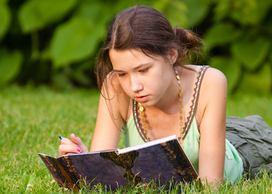 Reading Young Writers