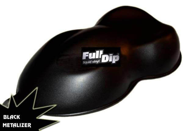 Full Dip NERO METALLIZATO