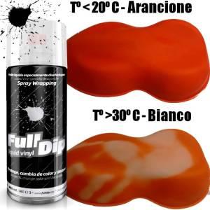 Full Dip TERMO ARANCIONE-BIANCO