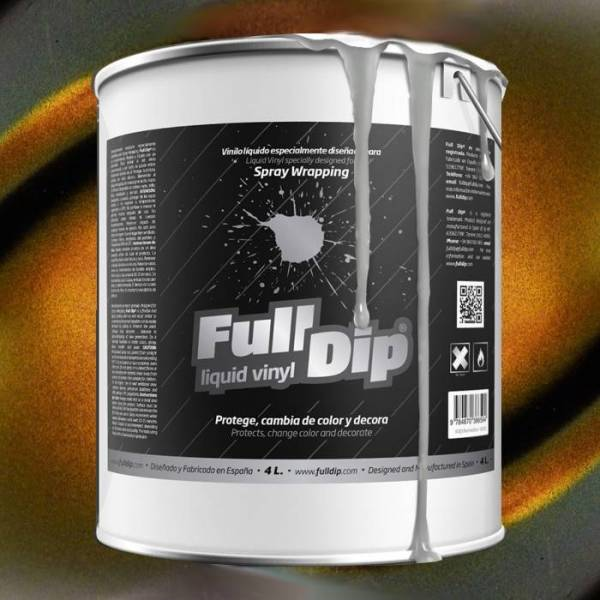 Full Dip CAMALEON ORO-RAME (MIX WORLD)