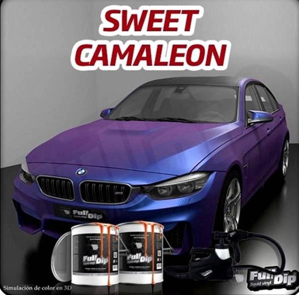SWEET CAMALEON (Rosso-Porpora)