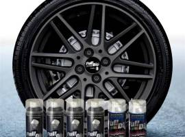 Pacco risparmio 6x Full Dip HYPER BLACK OPACO