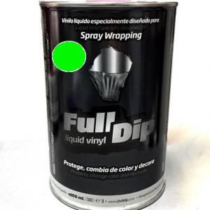 Full Dip VERDE FLUO 1 litro