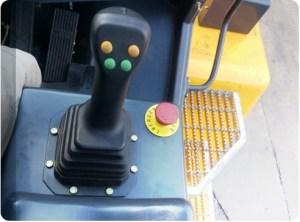 Joystick grúa horquilla LiuGong